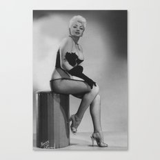Iconic Images: Zorita Canvas Print