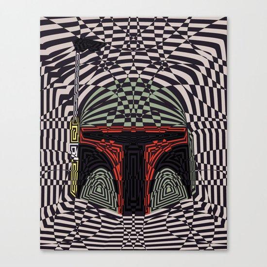 Boba Effect Canvas Print
