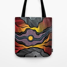 Modern Aboriginal 5 Tote Bag