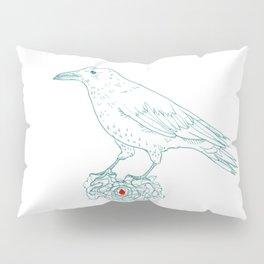 The keeper (crow) Pillow Sham