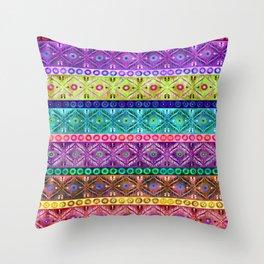 Darjeerling Stripe Throw Pillow