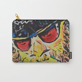 Happy Bones Carry-All Pouch