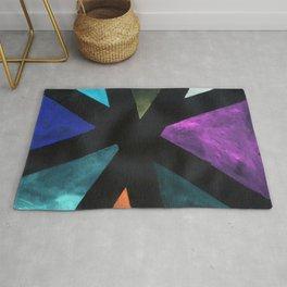Intersection Triangles / Dennis Weber / ShreddyStudio Rug