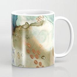 Winter Gold Coffee Mug
