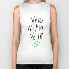 vote Biker Tank