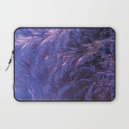 Ice Fractals 2 Laptop Sleeve