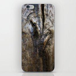 waxed oak 1 iPhone Skin