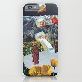 The Way to Nirvana iPhone Case
