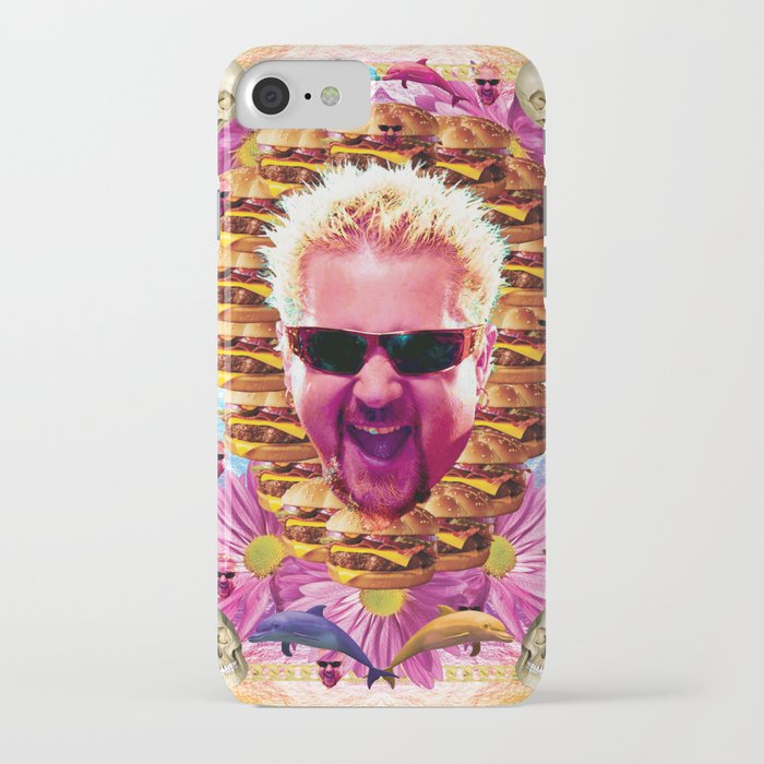 guy fieri's dank frootie glaze iPhone Case