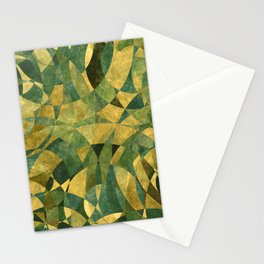 Abstract Life 1 Stationery Cards
