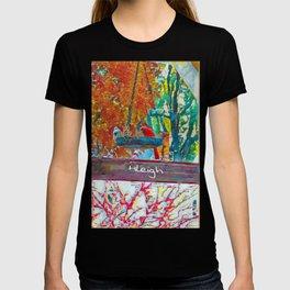Cardinal and Finch T-shirt