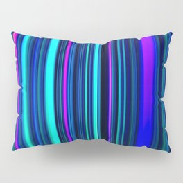 Deep Ocean LED Sculpture Light Painting Pillow Sham