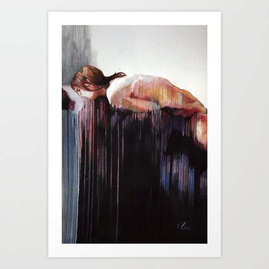 Stand Alone: Perchance to Dream Art Print