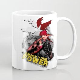 """InFamous Second Son - """"ENJOY YOUR POWER"""" Coffee Mug"""