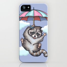 Hurray.....i can fly... iPhone Case