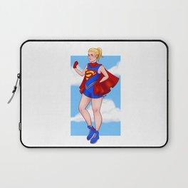 Supergirl Laptop Sleeve