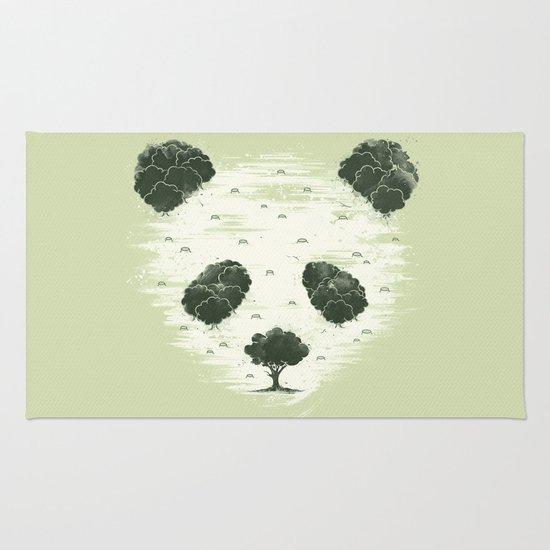 Deforestation Rug