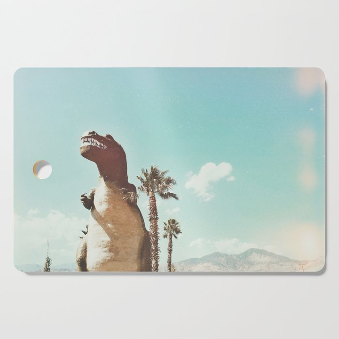 dino daze Cutting Board