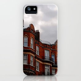 Earl's Court Buildings iPhone Case