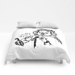 Abu Baker Salim Fan Art sketch black and white lines Oud أبوبكر سالم ما علينا Comforters
