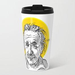 St. Einstein Travel Mug
