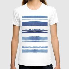 Watercolor Stripe T-shirt