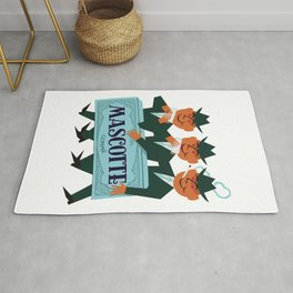 MASCOTTE rolling papers Rug