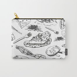 Oh My Omelets Carry-All Pouch