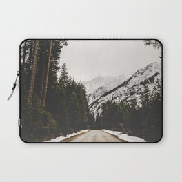 Great Mountain Roads - Nature Photography Laptop Sleeve