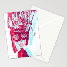 poetrait3 Stationery Cards