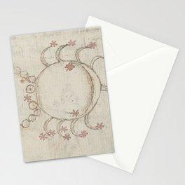 Basinio de Parma - Cancer, the Crab (1540s) Stationery Cards