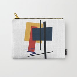 Tribute to K. Malevich (n.1) Carry-All Pouch