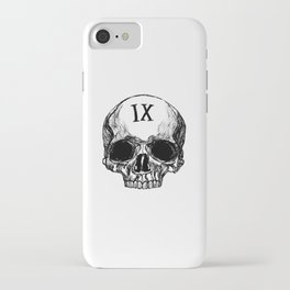 Nine for the Tomb. Gideon the Ninth iPhone Case