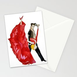 Tango (Watercolour) Stationery Cards