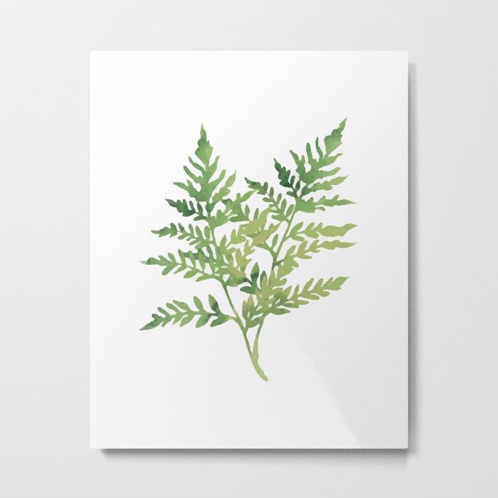 Plant 3 Metal Print