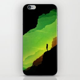 Toxic ISOLATION iPhone Skin