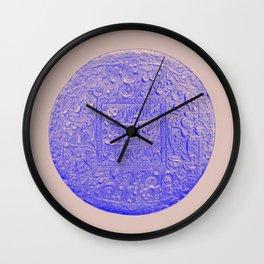 Mughal Coin No. 1 Wall Clock