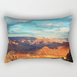 Grand Canyon - National Park, USA, America Rectangular Pillow