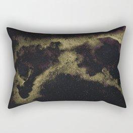 Laughing Lion Nebula Rectangular Pillow