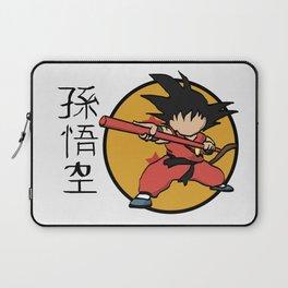 Son Goku Laptop Sleeve