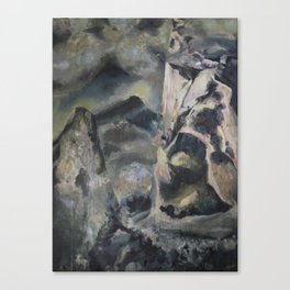 Detritus 1 Canvas Print