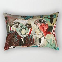 The Portal Rectangular Pillow