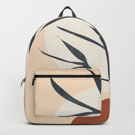 Modern Abstract Shapes 35 Backpack