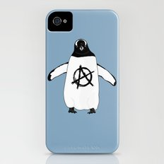 Anarchy in the Antarctic iPhone (4, 4s) Slim Case