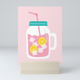 Pink Lemonade Mini Art Print