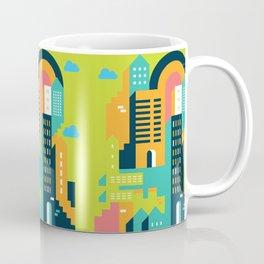 my home my city Coffee Mug