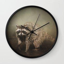 Midnight Marauder Wall Clock