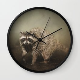 Midnight Marauder Wall Clock