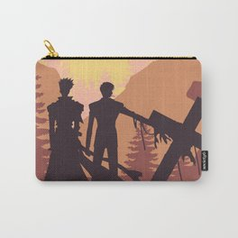 TRIGUN minimalism Carry-All Pouch