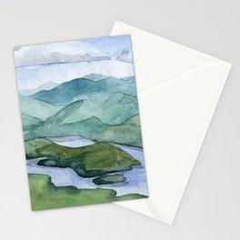 Lake Placid Stationery Cards